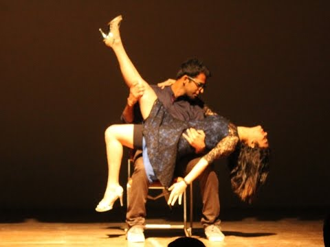 AIIMS INFEST 2017, CATHARSIS Inaugral Dance