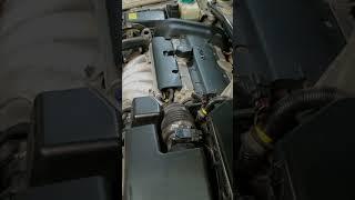 Проверка работы ВКГ. Volvo S60 I.