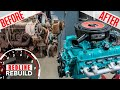 Buick Nailhead V 8 Engine Rebuild Time Lapse: From Rusty To Roaring | Redline Rebuilds   S3e3