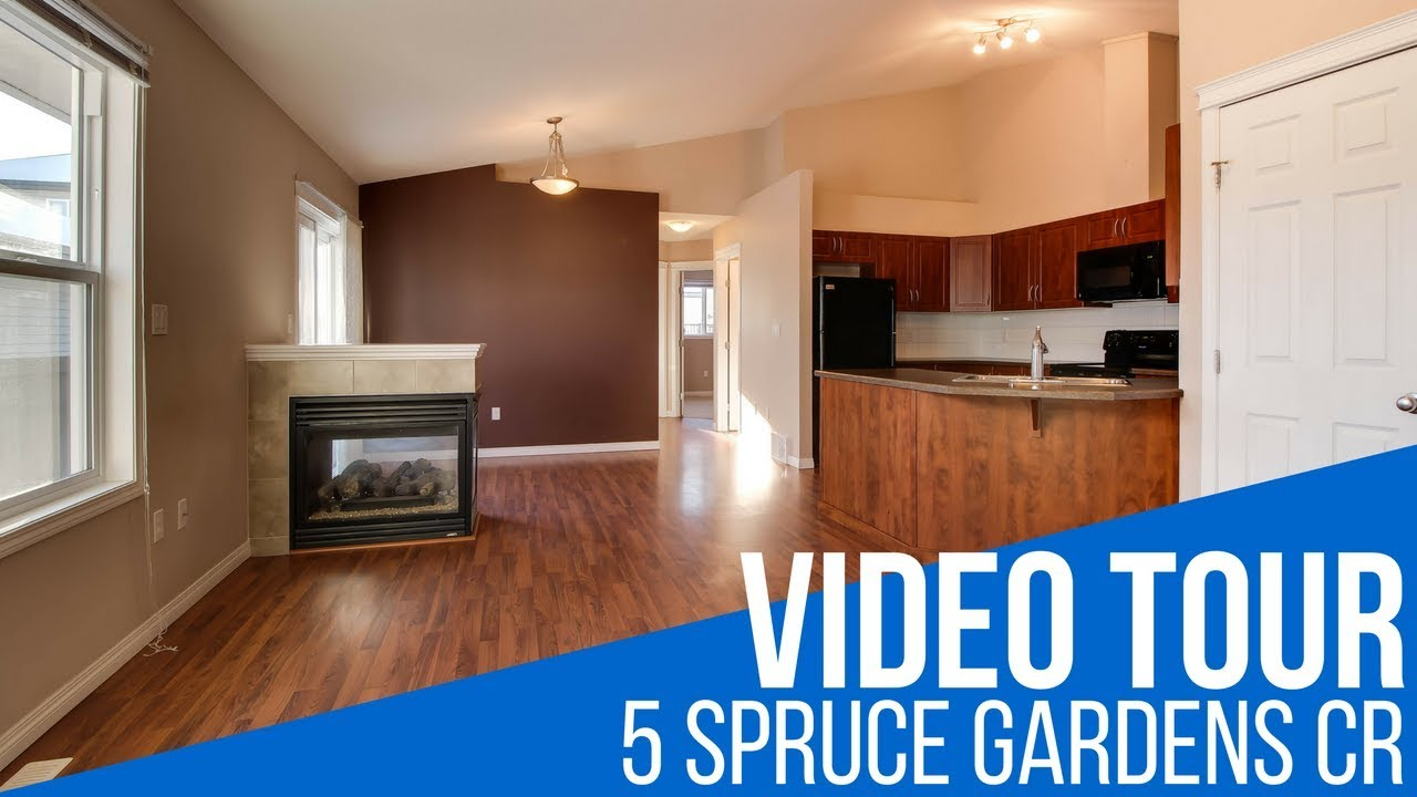 5 Spruce Gardens Cr | Spruce Grove Homes for Sale - YouTube