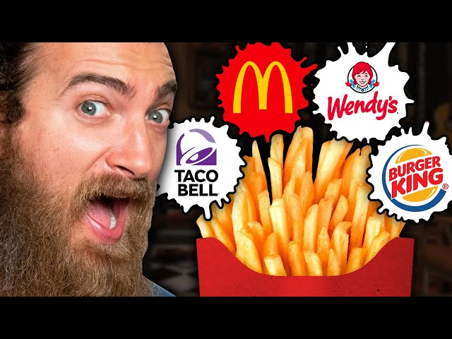 Who Has The Best French Fries Sauce? (Taste Test)