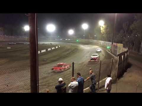 Bakersfield Speedway 8/19/17 Hobby Main