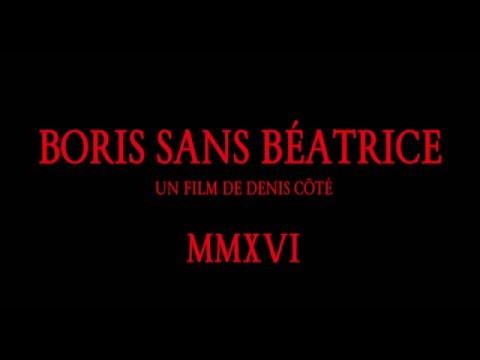 Boris Sans Béatrice   1
