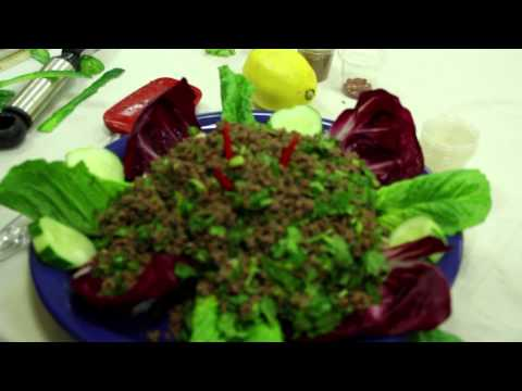 Simple Lao Cuisine - Laab with Mom: Half Hollow Hills