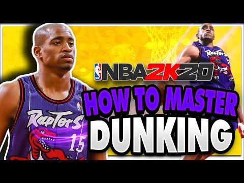 nba-2k20-how-to-master-dunking!-turn-layups-into-standing-dunks,-reverse,-contact-dunks-and-more!