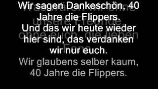 Soundhound Wir Sagen Danke Schön By Die Flippers