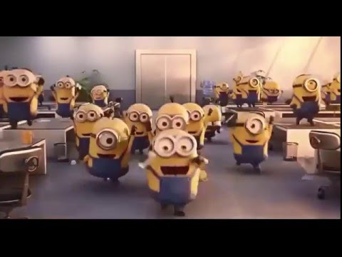 Sia - Cheap Thrills a Minions Music vid!