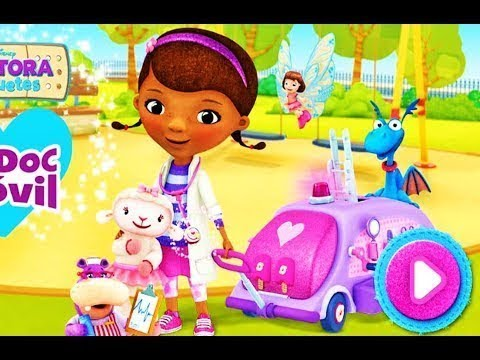 Doc Mcstuffins S02E15 Toy Hospital Chilly's Snow Globe Shakeup Hoarse Hallie