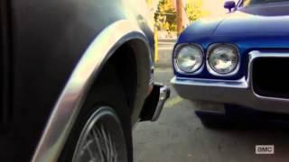 Better Caul Saul - Mike Hits Tuco's Car