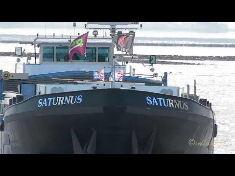 GMS SATURNUS PG3441 MMSI 261182680 Emden Germany ship vessel general cargo Binnenschiff Schiff