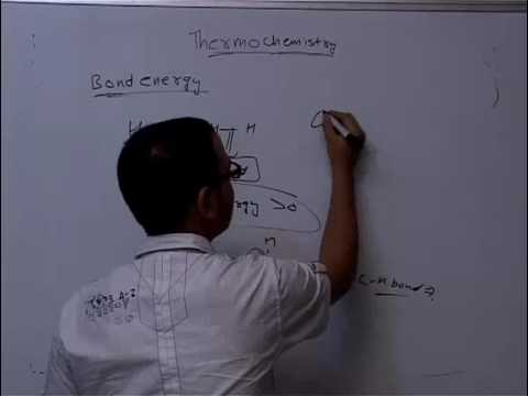 Bond energy - Thermochemistry part 22 | Chemistry Engineering Entrance Preparation