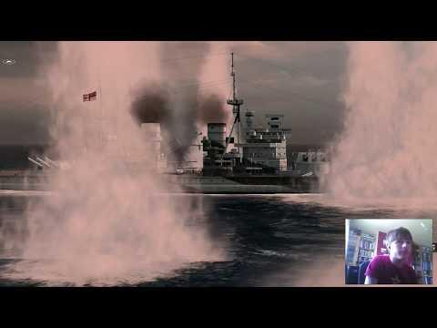 Atlantic Fleet: Hutten vs. Lion