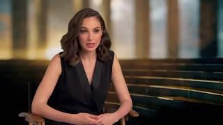 """Wonder Woman """"Diana"""" Interview - Gal Gadot"""