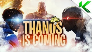 THANOS AND OMEGA! THE *TRUE* STORY! Ep.3 (Short Fortnite BR Movie) - Fortnite: Battle Royale