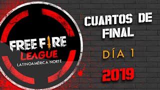 #FFLeague | LAN: Playoffs | Cuartos de Final Día 1