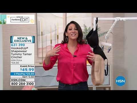 HookedUp Shapewear Tummy Tamer Cincher. http://bit.ly/30bk0n0