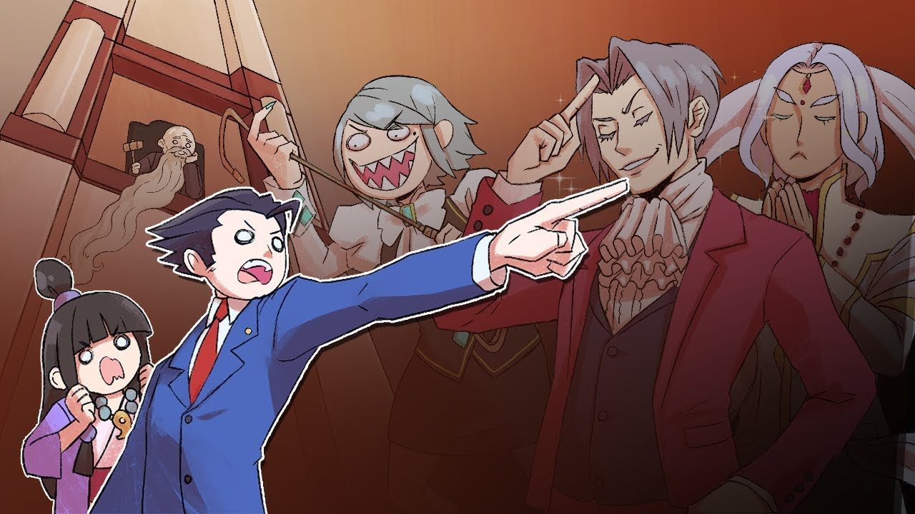 Download So This is Basically Ace Attorney