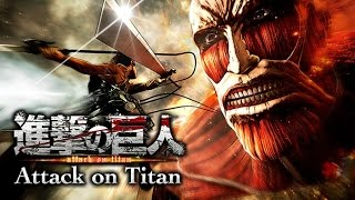 "Attack on Titan Wings of Freedom is an international hit anime ""Att..."