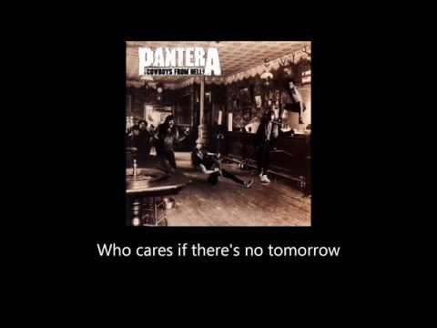 Pantera - Heresy (Lyrics)