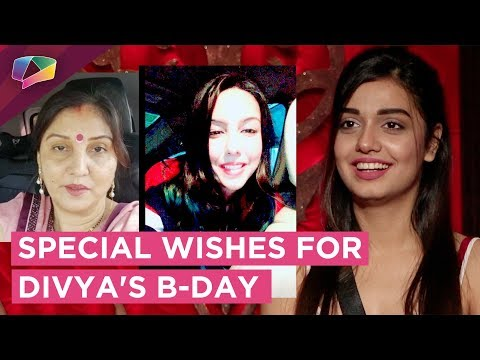 Divya Agarwal Receives Special Birthday Wishes From Her Friends And Family  | Exclusive Mp3