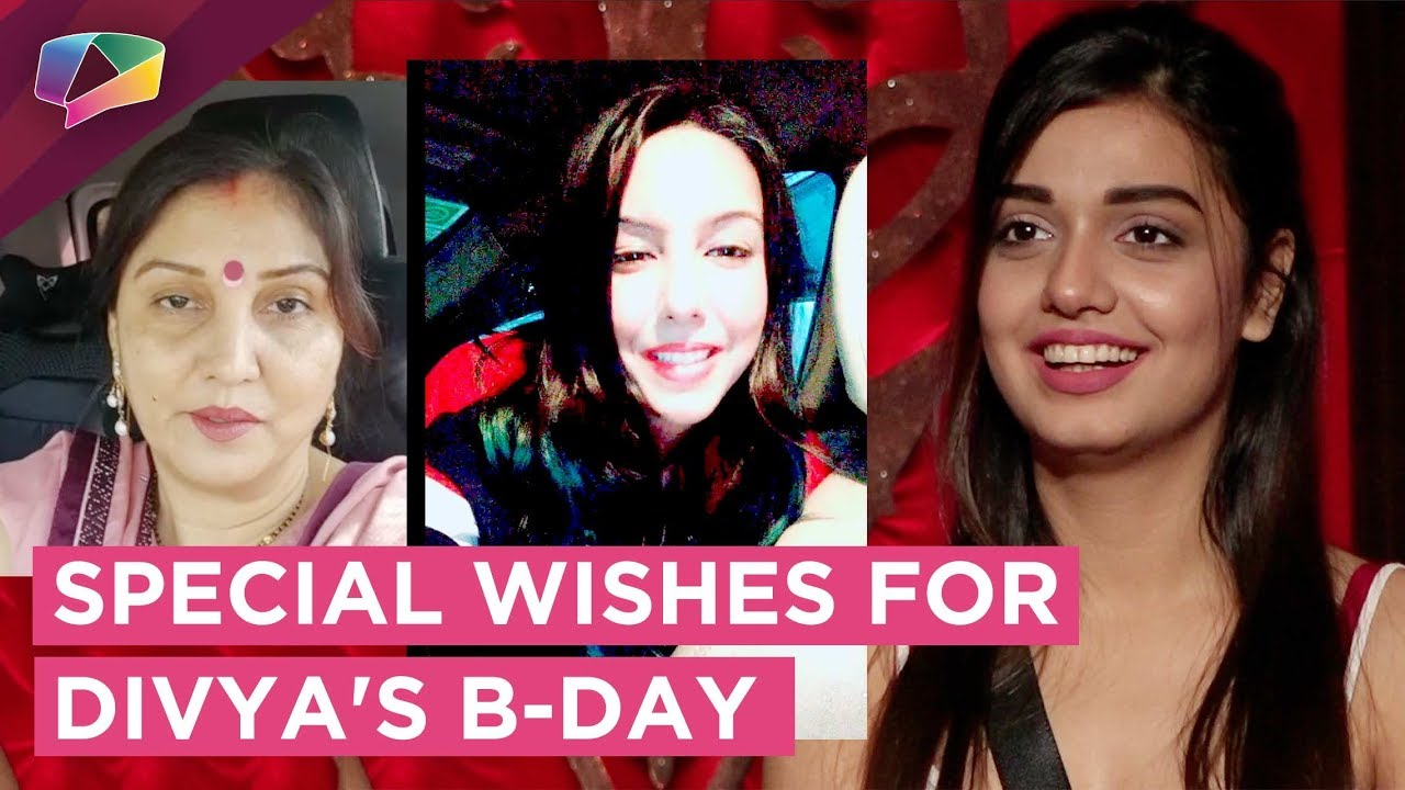 Divya Agarwal Receives Special Birthday Wishes From Her Friends And Family  | Exclusive