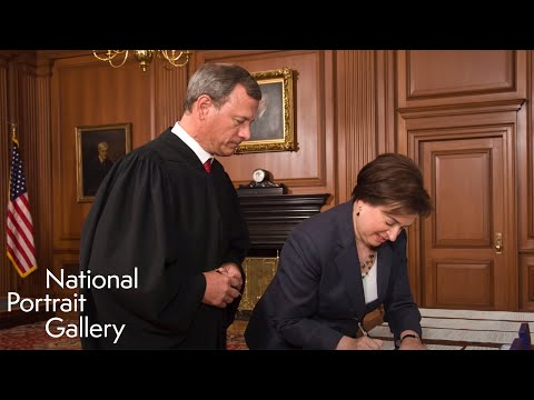 Justice Elena Kagan, Interview