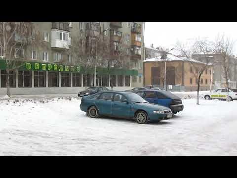 "Костанай. Район магазина ""Берёзка"""