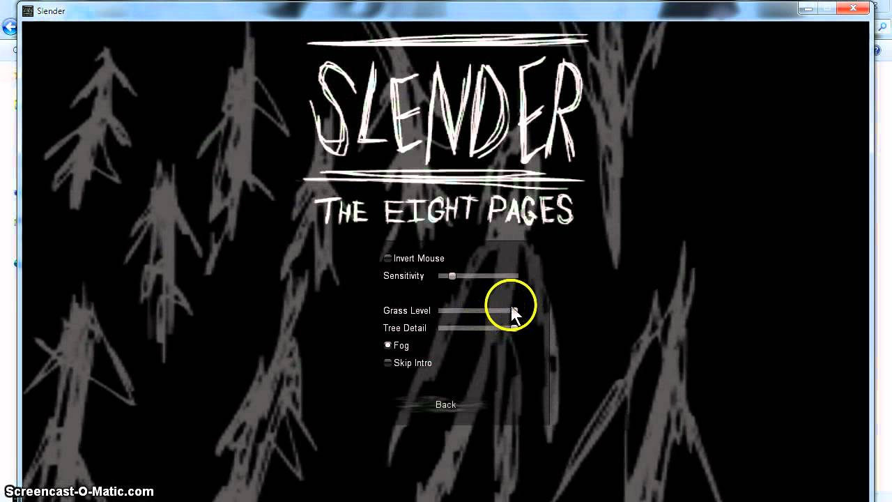 Slender Man Online Multiplayer