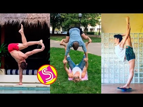 Best Gymnastics Musical.ly Compilation 2017 | Top Flexibility Boys Gymnasts
