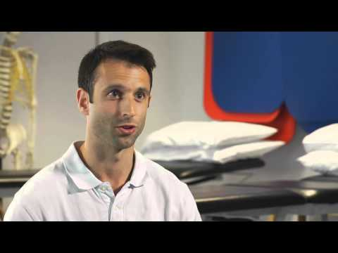 MSc Physiotherapy - David Burnett - Graduate Profile