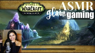 ASMR Gaming: World of Warcraft | ASMR Glow