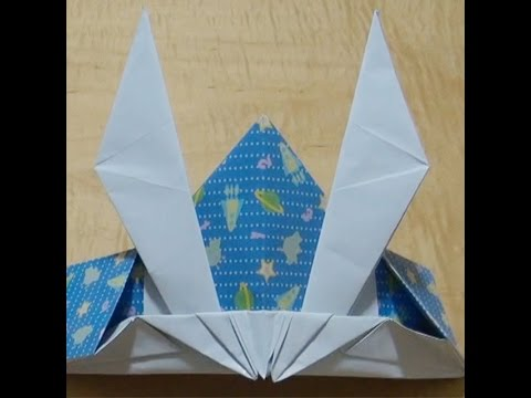 簡単 折り紙 : 折り紙かぶとの折り方 : youtube.com