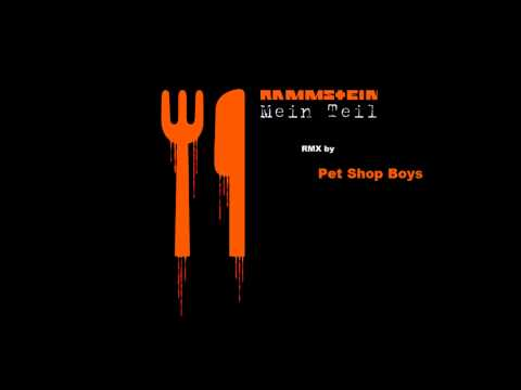 Rammstein & Pet Shop Boys  Mein Teil remix HD