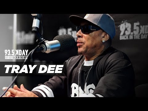 "Tray Dee - ""The General's List 2"" Release, Going to Jail with Nate Dogg & More!"