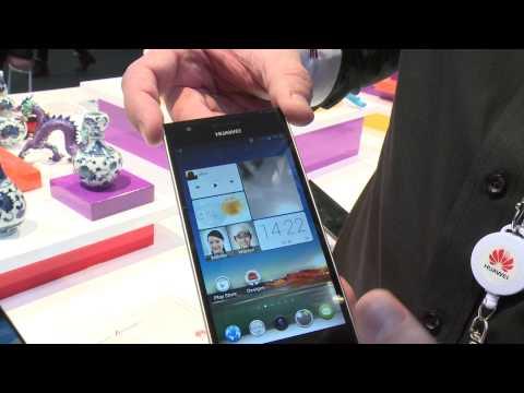 Huawei Ascend P2 - Das schnellste Handy der Welt
