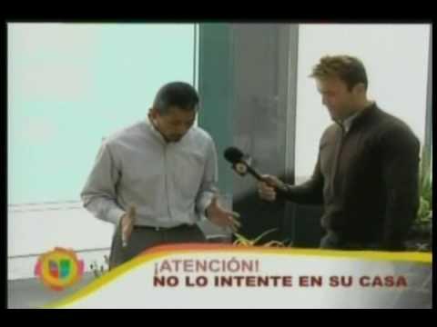 Martin Silva Univision