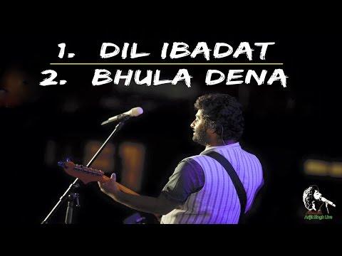Dil Ibaadat   Bhula Dena   Arijit Singh Live   Audience Got Wild