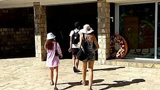Черногория 1 сентября 2020 г Пляжи пустые
