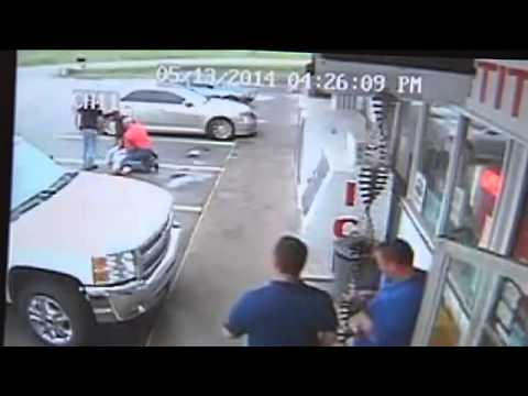 Man Beaten During Arrest Pulaski County Arkansas