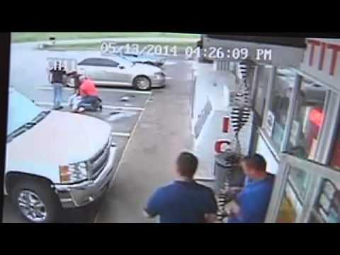 Man Beaten During Arrest Pulaski County Arkansas