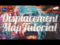 Adobe Photoshop Displacement Map Tutorial