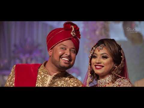 Riyadh & Shamina Wedding Teaser | Studio1 Media | Bolton Excellency