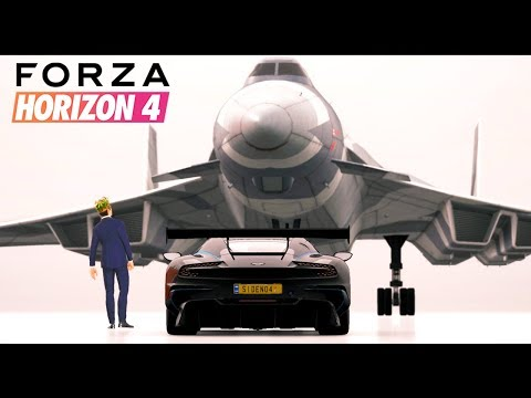 "Forza Horizon 4 ""Eventos de Exhibición"" part.2...Gameplay"