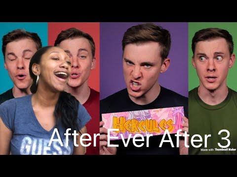 After Ever After 3 A Disney Parody  Jon Cozart Reaction