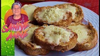 Yumurtalı Kaşarlı Ekmek - Sahur menüleri