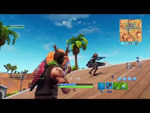 Fortnite MOntage\ Project