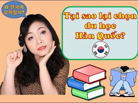 Vlog 10: TẠI SAO LẠI CHỌN DU HỌC HÀN QUỐC? / WHY DO YOU CHOOSE KOREA TO STUDY ABROAD? /