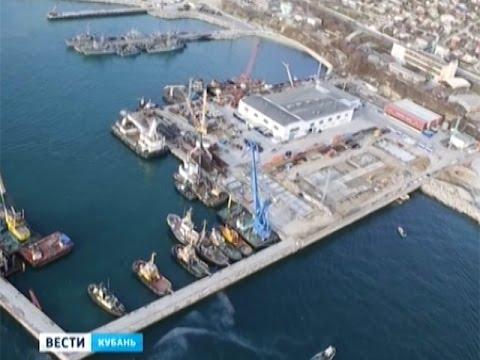 Уникальный стратегический военный объект строят в Новороссийске