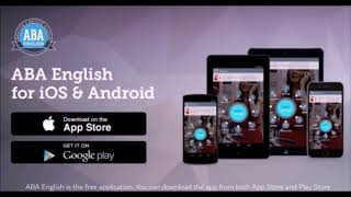 Easy Learning English with ABA English