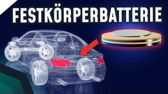 Festkörperbatterien - Zukunft des E-Autos und mehr! | Breaking Lab